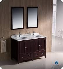 bathroom vanity two sinks. fresca oxford 48\ bathroom vanity two sinks n