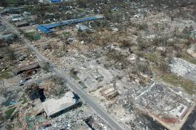 Officials initially believed new orleans was spared as most of the storm's worst initial just south of the city, the powerful mississippi river flows into the gulf of mexico. Hurricane Katrina Wikipedia