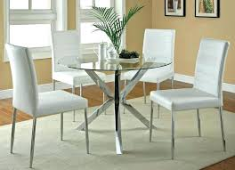 small glass dining room tables small round glass dining table image of modern kitchen table sets