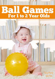 Ball Games for 1-2 Year Olds | Kid Blogger Network Activities ...
