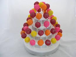 Girly Sprinkle Cake Pops My Cake Place