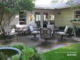 Paint Your Patio Seat Cushions And Transform Your Patio For Less Redoing Outdoor Furniture
