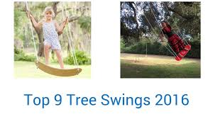 Tree Swings 9 Best Tree Swings 2016 Youtube