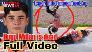 Hugo Millan is dead : Tragedy in the ...