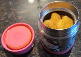 how to pack en nuggets for