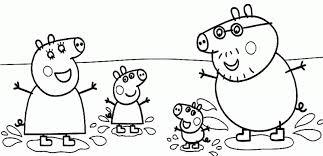 Disegni Da Colorare Peppa Pig Da Stampare Gratis Img