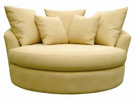 Round Living Room Chairs 7 Swivel Leather Chair Oversized Accent Round Chairs For Living Room