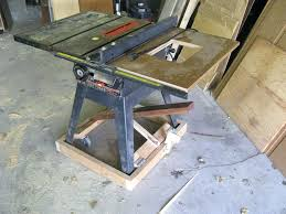 diy table saw table saw table saw mobile base version by wires diy table legs