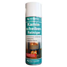 Hotrega H130907 Fireplace Glass Cleaner Professional