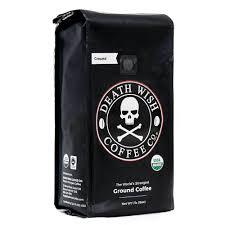 Death Wish Coffee The Highest Caffeine Coffee Death Wish