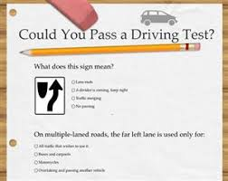 Image result for dmv driving checklist