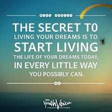 Live The Life Of Your Dreams Quote Best of Magical Universe Trinity Center For Spiritual Living