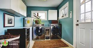 Brilliant small functional laundry room decoration ideas Ruth Morningchores 39 Clever Laundry Room Ideas That Are Practical And Spaceefficient