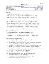 28 Sample Resume Harvard Hbs Resume Template Resumes