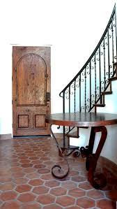 custom spanish style furniture. What Spanish Style Foyer Would Be Complete Without A Hand Forged Iron Entry Table? Custom Furniture