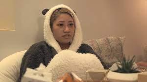 A random Hana Kimura moment from this week's Terrace House : stardomjoshi
