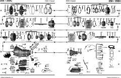 similiar turbo 350 transmission diagram keywords pin turbo 400 transmission parts diagram