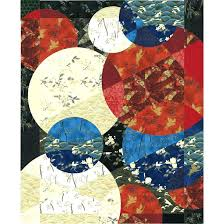 garden dream quilt totally zen pattern by a quilters all cotton bedding collection cf enterprises