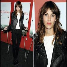 ukcollectionz on fashiontap alexa chung black motorcycle leather jacket now ukcollectionz