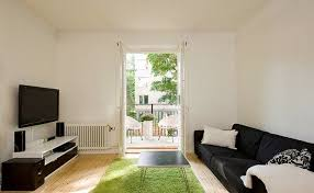 painting apartment wallsWhite and Spacious Apartment in Stockholm  Freshomecom