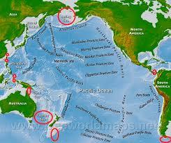 Моря и океаны Узнать о них   Площадь Тихого an image