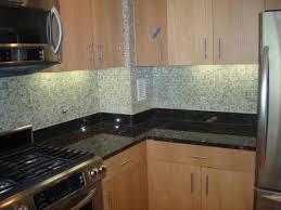 Glass Tile Backsplash  Glass Tile Backsplash Ideas For Kitchens - Tile backsplash in bathroom