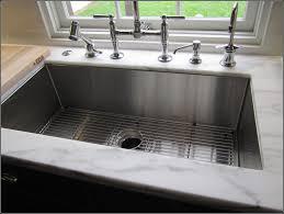 deep single bowl kitchen sink undermount stainless steel large sink full size