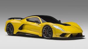 ... 2018 Hennessey Venom F5 Hypercar