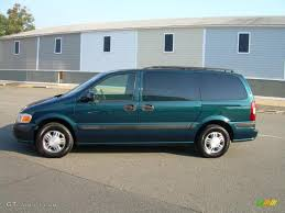 2000 Medium Fernmist Green Metallic Chevrolet Venture LT #37945808 ...