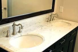 custom bathroom countertops custom bathroom