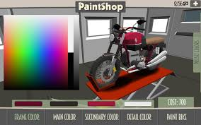 download game android cafe racer mod money
