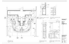 Basement Designs Plans Extraordinary Commercial Bar Designs And Blueprints Joy Studio Design Blueprints