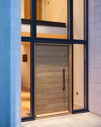 contemporary front doors modern