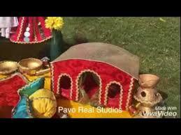 Mehndi Tray Decoration Desi Mehndi Thaal Mehndi Plate 🎉🎊 YouTube 86