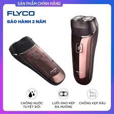 Máy Cạo Râu Điện FLYCO FS871 Chính Hãng Lưỡi Dao Kép Chống Nước Tuyệt Đối |  Bảo Hành 2 năm, Giá tháng 11/2020