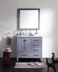 left sink vanity. Wonderful Vanity Ariel Cambridge 37 On Left Sink Vanity