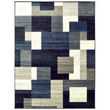 blue grey area rugs blue and white striped area rugs
