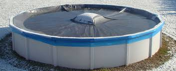 above ground pool covers. Winter Pool Cover Air Pillow Above Ground Covers