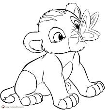 Film : Lion Drawing Color Lion King Coloring Pages Online Lion ...