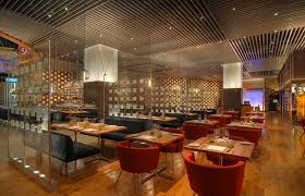 Modern Decor Hospitality Restaurant Interior Design of StripSteak, Las  Vegas Dining