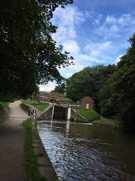 Leeds Liverpool Canal by bike