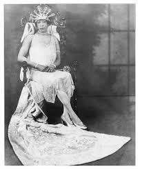 """Mardi Gras Queen"""" Amelia Ramey. Oakland, CA. 1920s   African ..."""