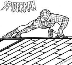 Small Picture Pin by Magic Color Book on Spiderman Coloring pages free online