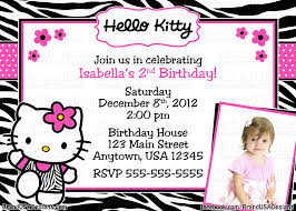 invitation card hello kitty hello kitty birthday party invitations good hello kitty birthday