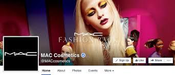 mac facebook design