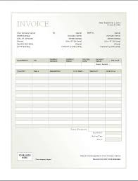 cash invoices cash invoice template printable word excel invoice templates