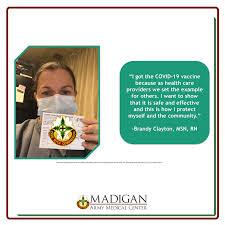 TeamMadigan's Brandy... - Madigan Army Medical Center | Facebook