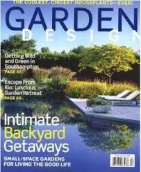 garden design magazine. Landscape Design Online On Magazine Garden Read