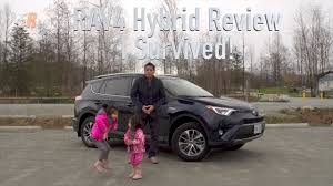 2017 Toyota RAV4 Hybrid Review - The Hardest Review I've ever Done ...