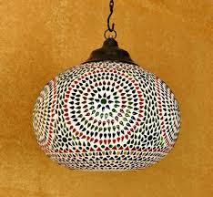 antique large modern ceiling light